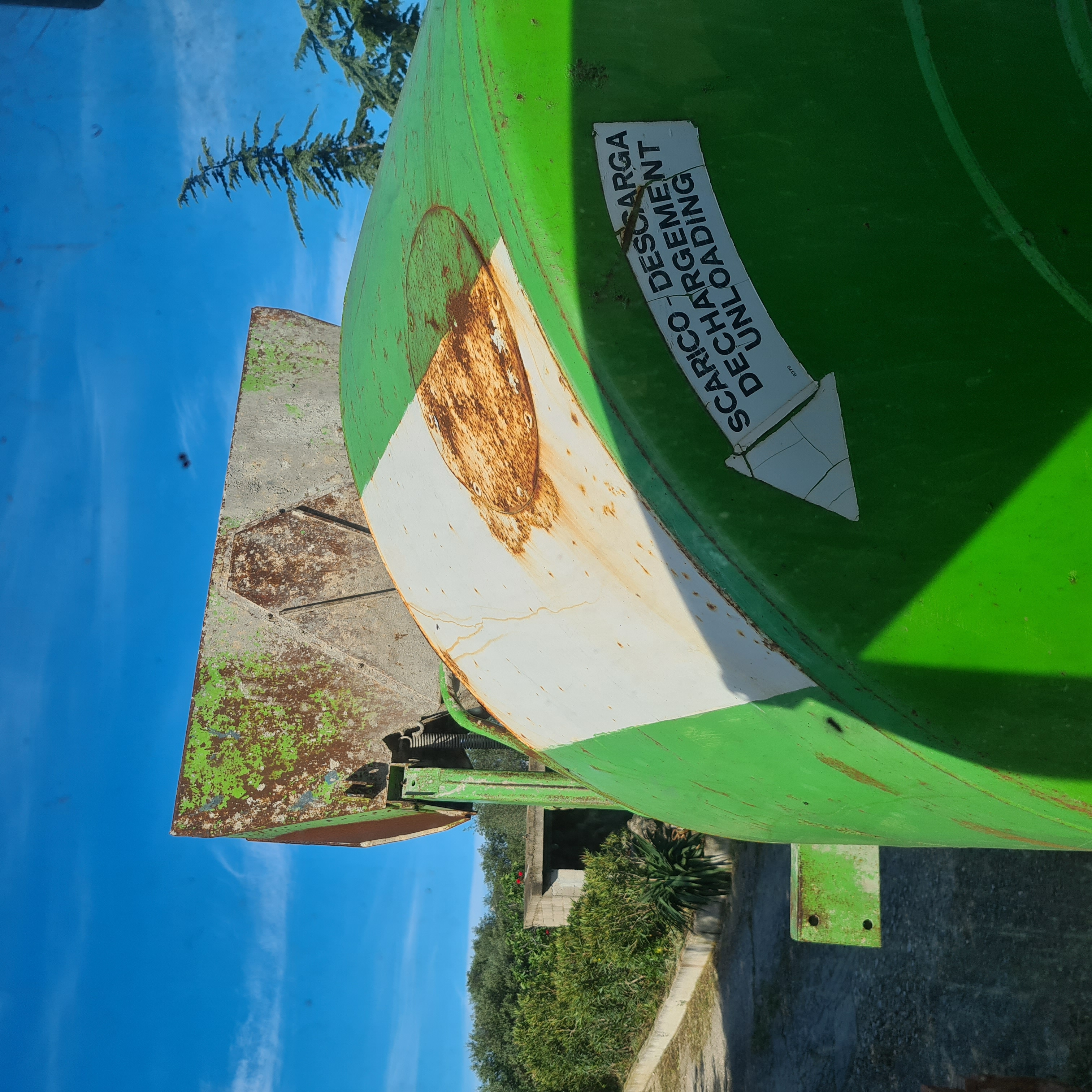 Merlo dumper betoniera dbm 2500 in vendita - foto 4